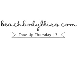 Tone Up Thursday!